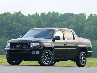 Honda Ridgeline Back For 2012 With Sport Package and More MPGs