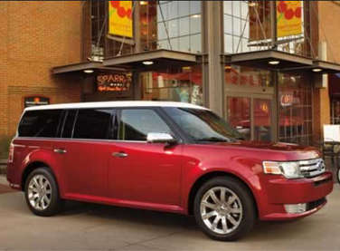 Edmunds.com 2011 Ford Flex Overview