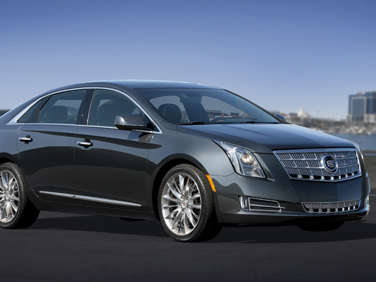Cadillac XTS: Resetting Expectations for Luxury