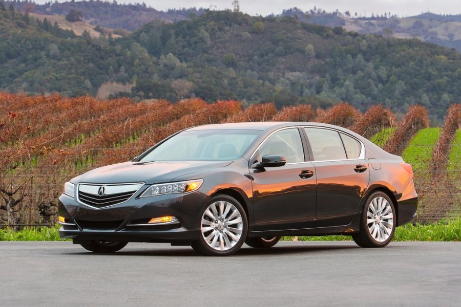 Best New Luxury Cars Under $60,000 for 2016