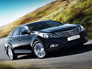 Meet the 2012 Hyundai Azera