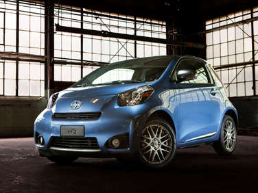 5 Most Fuel-Efficient Small Cars for 2012