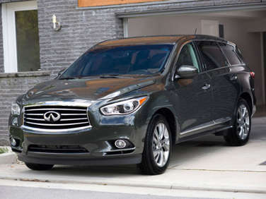 2011 LA Auto Show: The 2013 Infiniti JX35 7-Passenger Luxury SUV is Priced and Engineered to Win