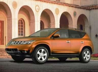 Nissan Murano Used SUV Buyer's Guide