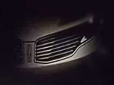 Lincoln Slips Teaser of 2013 Lincoln MKZ, Future Four-Door Coupe