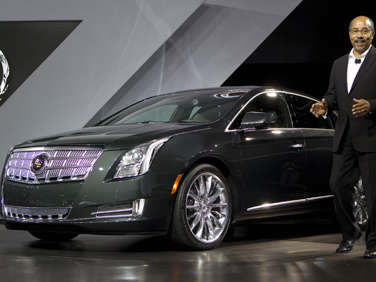All-New 2013 Cadillac XTS Leverages Technology To Offer Maximum Luxury, Safety