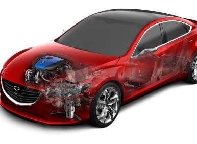 Mazda3 to Get Capacitor-based Regnerative Braking?