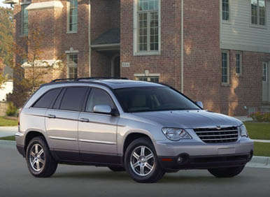 chrysler pacifica used car buyer s guide. Black Bedroom Furniture Sets. Home Design Ideas