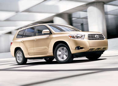 Toyota Highlander Used SUV Buyer's Guide