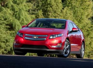 GM Offers Free Loaner Cars to Worried Chevrolet Volt Owners