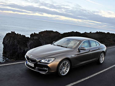 BMW Debuts 2013 BMW 6 Series Gran Coupe
