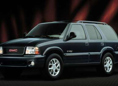 GMC Envoy Used SUV Buyer's Guide   Autobytel.com