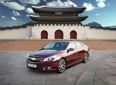 New Chevrolet Malibu and Chevrolet Impala Push Brand Further Upmarket