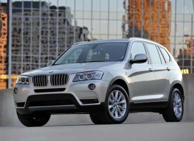 Midsize Luxury SUVs