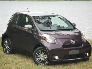 2012 Scion iQ First Drive Review: Pricing and Trim Levels