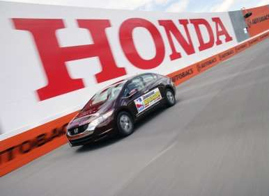 A Report from Japan: Driving Honda's All New Line-up of Engines, Transmissions and Technologies