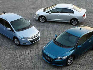 5 Most Fuel-Efficient 2012 Hybrid Cars
