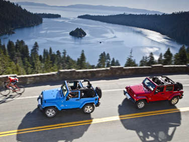 2012 Jeep Wrangler Road Test and Review | Autobytel.com