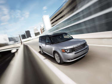 Autobytel 2012 Crossover of the Year Finalist: 2012 Ford Flex