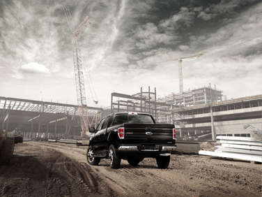 Ford Offers a Few Upgrades For 2012 F-150