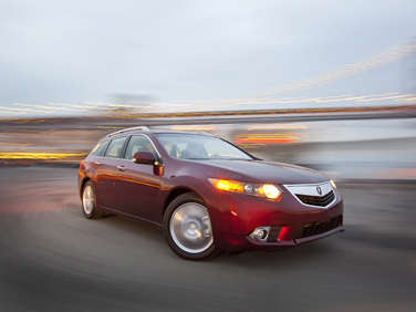 Acura  Wagon Review on Autobytel 2012 Wagon Of The Year   Autobytel Com