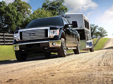 Ford F-150 EcoBoost Models Top 100,000 Sales in 2011