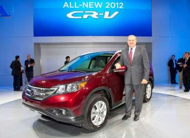 2012 Honda CR-V First Drive and First Look
