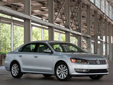 Volkswagen Passat Used Car Buyer