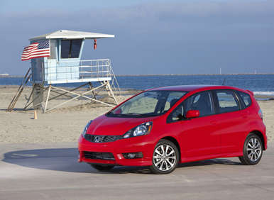 2012 Honda Fit Returns With 31 MPG Combined
