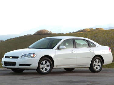 Chevrolet Impala Used Car Buyer