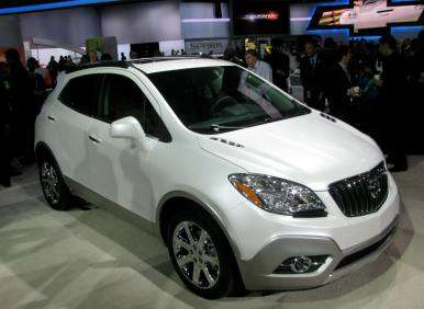 All-new Buick Encore: The Brand's Next Breakthrough