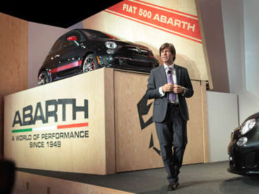 2012 Fiat 500 Abarth: Small, Wicked and Affordable