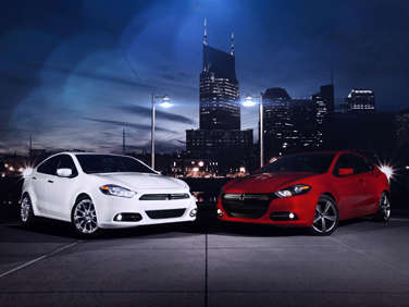 7 Compact Car Competitiors For The All-New 2013 Dodge Dart