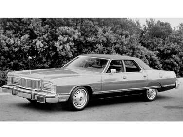 Mercury Grand Marquis Used Car Buyer's Guide