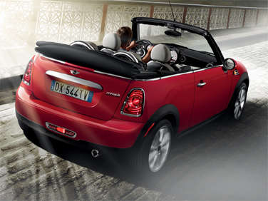 Five Most Fuel-Efficient 2012 Convertibles