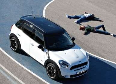 10 Things You Need To Know About The 2012 MINI Countryman