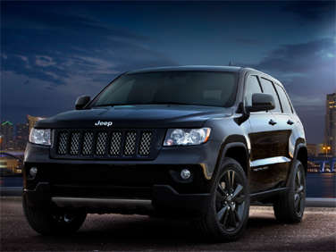 Jeep Unveils New Grand Cherokee Concept, Announces Naming Contest at Houston Auto Show