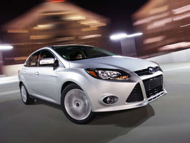 2012 ford focus road test and review. Black Bedroom Furniture Sets. Home Design Ideas