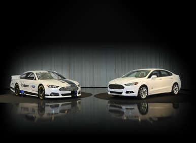 Will the 2013 Ford Fusion Revive NASCAR?