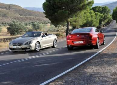 Big Brother, Little Brother - 8 Luxury Car Siblings