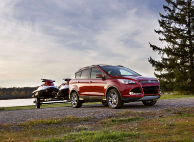2013 Ford Escape to Start at $21,970?