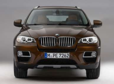 BMW Releases 2013 BMW X6 Details