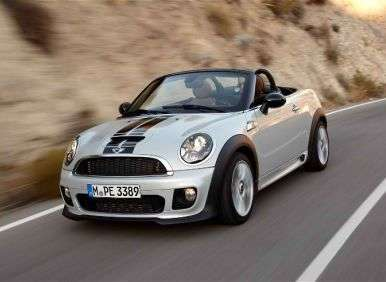 MINI Roadster: Maximum Fun with a Starting Price of $24,350