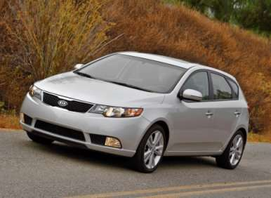 2012 Kia Forte SX 5-Door Road Test and Review