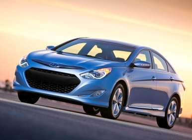 Hyundai Sonata Hybrid to Feature Lifetime Battery Guarantee