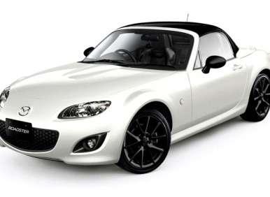 2012 Mazda MX-5 Miata Special Edition Details Released