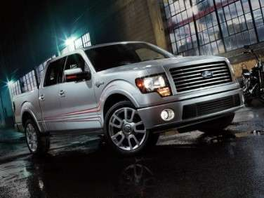 Top 5 Cool Trucks for 2012