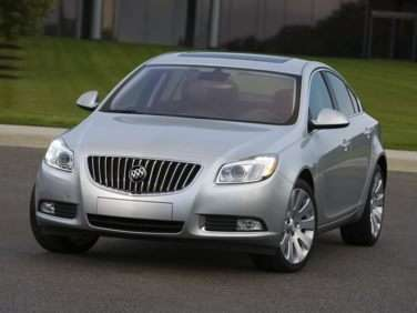 Buick Regal Powertrains: eAssist Now Standard, GS Gets Auto