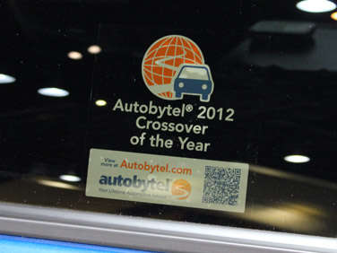 Autobytel Unveils New QR Code Window Stickers in the Windy City
