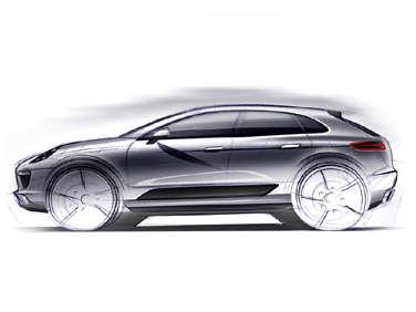 Porsche Names New Compact SUV the Macan
